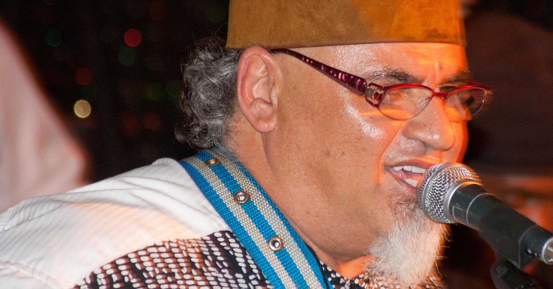 Samba Squad at Lula-Lounge: Rick Shadrach Lazar