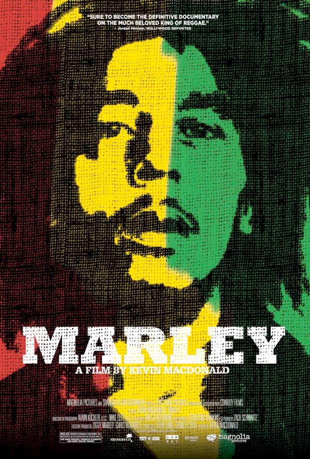 Bob Marley Documentary poster