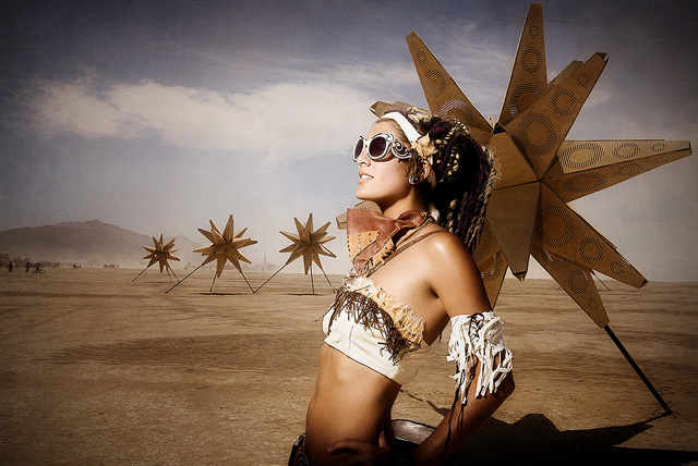Starlight Project at Burning Man
