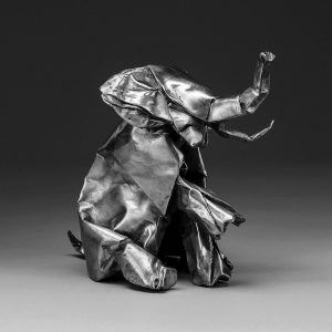 Black Origami by Jlin: album cover