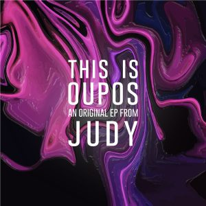 In The Dark from OUPOS - EP by Judy: album cover